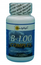 SunSplash Vitamin B-100 Komplex mit Langzeitwirkung