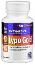 Enzymedica Lypo Gold zur Fettverdauung 60 veg. Kapseln