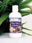 SunSplash Aloe Vera + Kräuter Massage Gel