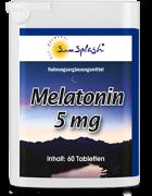 SunSplash Melatonin 5 mg