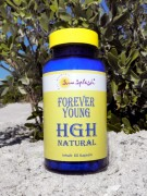 SunSplash Forever Young HGH Natural